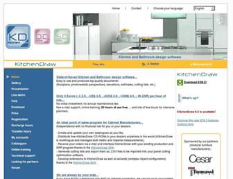 kitchendraw.com screenshot