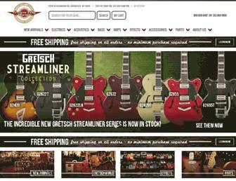creamcitymusic.com screenshot