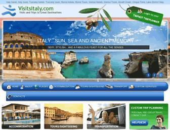 Thumbshot of Italianvisits.com