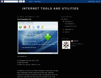internet-genesis.blogspot.com screenshot