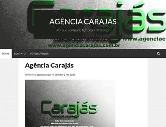 Thumbshot of Agenciacarajas.com.br
