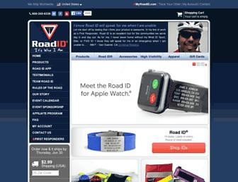 Thumbshot of Roadid.com