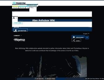 alienanthology.wikia.com screenshot