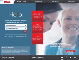 cna.com screenshot