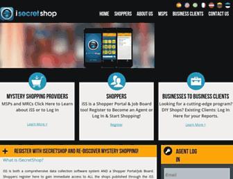 Thumbshot of Isecretshop.com