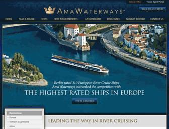 Thumbshot of Amawaterways.com