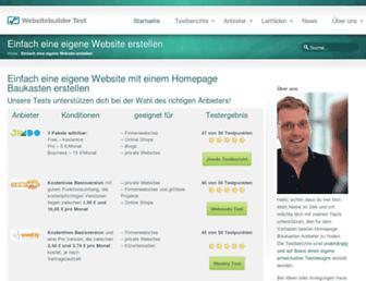 websitebuilder-test.com screenshot