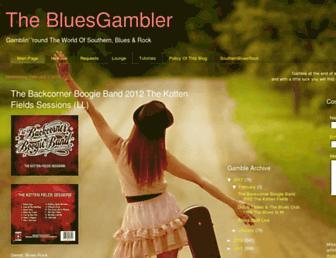 bluesgambler.blogspot.com screenshot