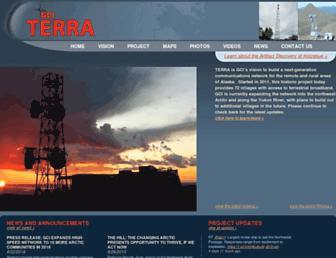 terra.gci.com screenshot