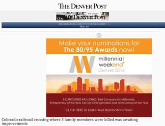 Thumbshot of Denverpost.com