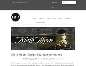 ninthmoon.com screenshot