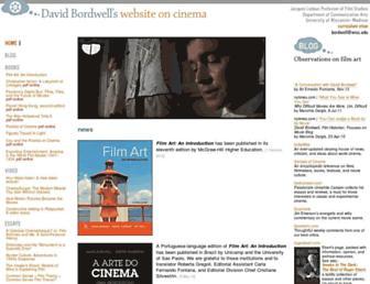 davidbordwell.net screenshot