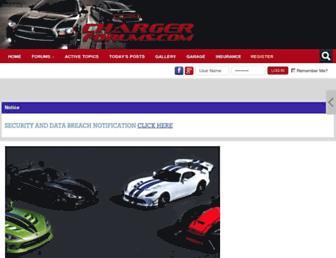 chargerforums.com screenshot