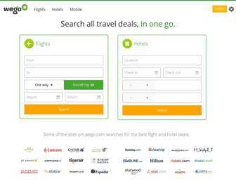 om.wego.com screenshot