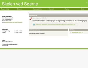 Thumbshot of Skolenvedsoerne.dk