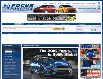Thumbshot of Focusfanatics.com