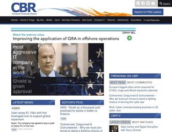cbronline.com screenshot