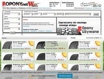 Thumbshot of Opony.net