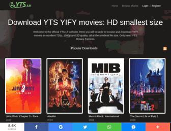 yst.am screenshot