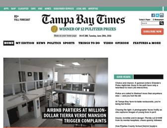 tampabay.com screenshot