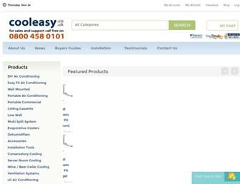 Thumbshot of Cooleasy.co.uk