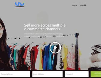 Thumbshot of Unicommerce.com