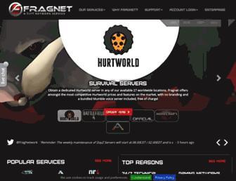 Thumbshot of Fragnet.net