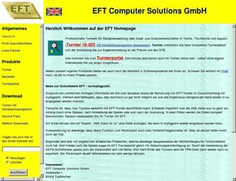 eft.de screenshot