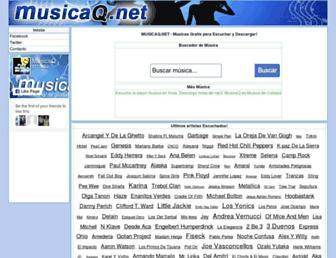 musicaq.biz screenshot
