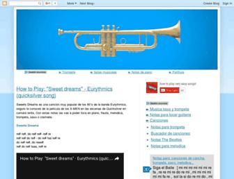 trompeta-argentina.blogspot.com screenshot