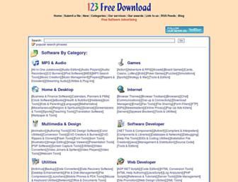 Thumbshot of 123-free-download.com