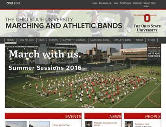 tbdbitl.osu.edu screenshot