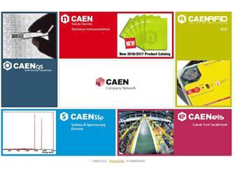 caen.it screenshot