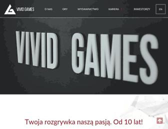vividgames.com screenshot