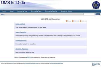 eprints.ums.ac.id screenshot