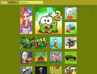 frin1.org screenshot