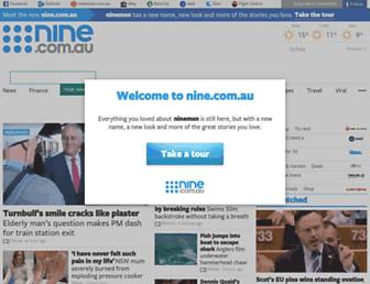 Thumbshot of Ninemsn.com.au