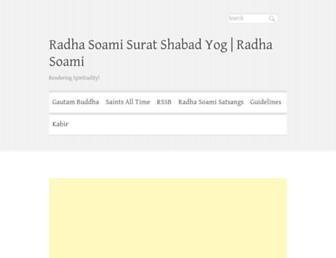 rssbsuratshabadyog.org screenshot