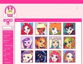 kawaiigames.net screenshot
