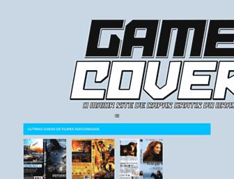 Thumbshot of Gamecover.com.br
