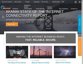 Thumbshot of Akamai.com