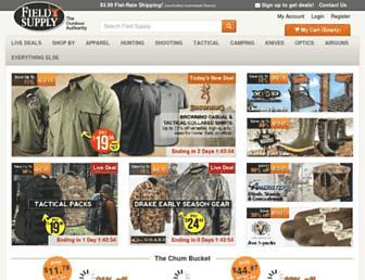 Thumbshot of Fieldsupply.com