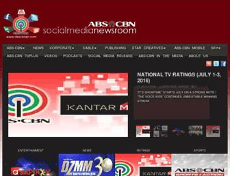 Thumbshot of Abscbnpr.com