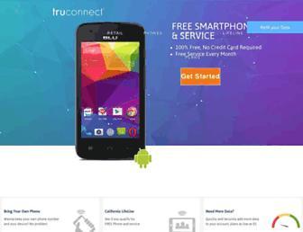 truconnect.com screenshot