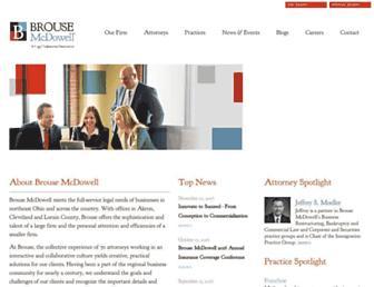 brouse.com screenshot