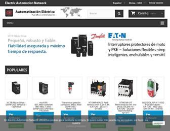 electricautomationnetwork.com screenshot