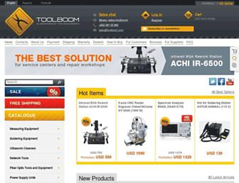 toolboom.com screenshot