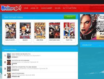 animeget.net screenshot