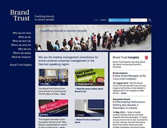 brand-trust.de screenshot