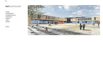 mvt-architectes.ch screenshot